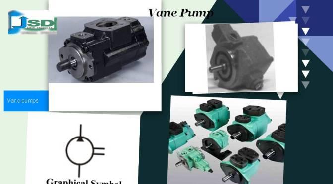 Yuken : Vane Pump