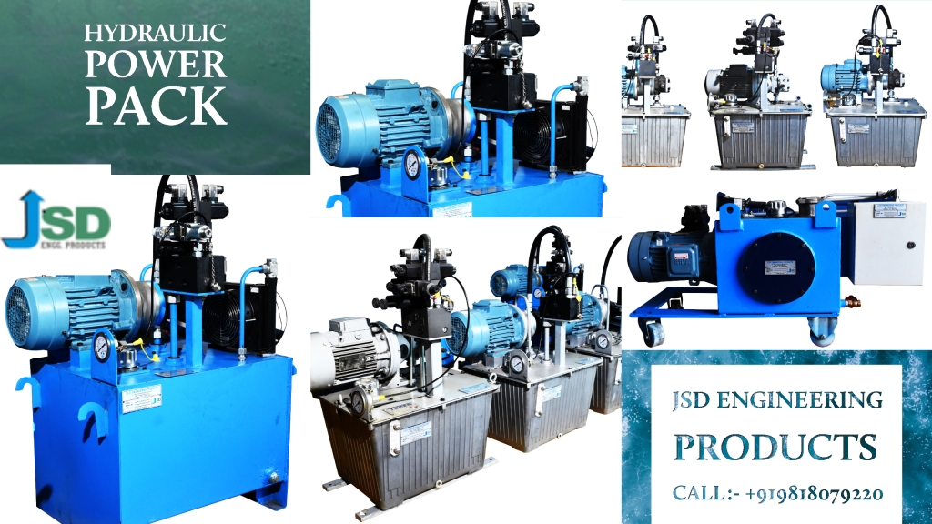 FOR ANY REQUIREMENT OF HYDRAULIC POWER PACK CALL 9818079220 OR MAIL AT ajay@jsdgroup.in